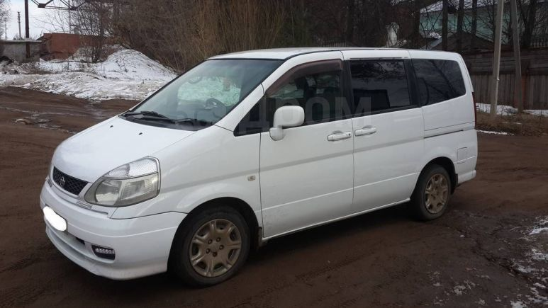 Nissan Serena, 2001 год, 195 000 руб.
