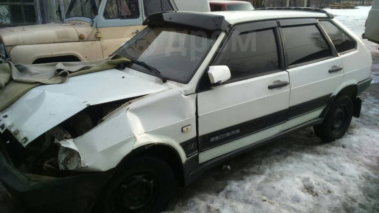 Лада 2109, 1995 год, 20 000 руб.