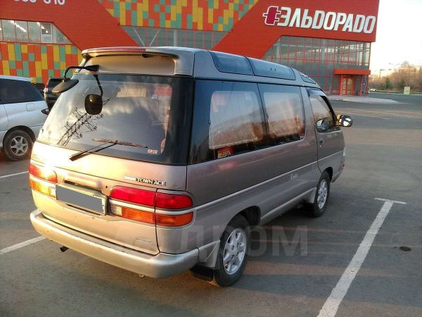 Toyota Town Ace, 1993 год, 135 000 руб.