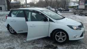 Челябинск Focus 2012