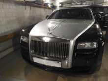 Иркутск Rolls-Royce 2013