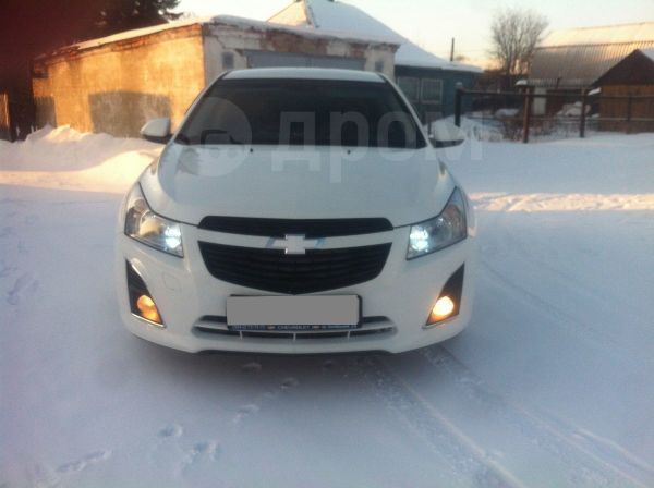 Chevrolet Cruze, 2014 год, 550 000 руб.