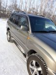 Toyota Land Cruiser, 2002 год, 1 150 000 руб.