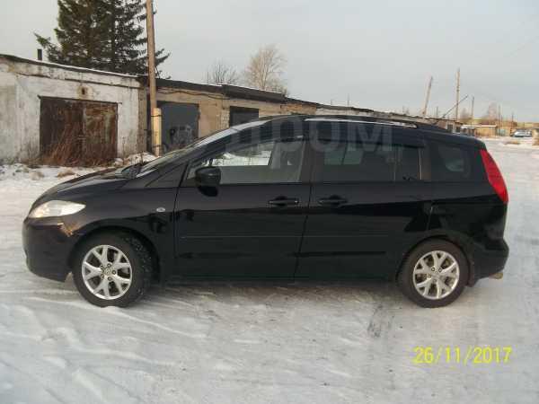 Mazda Mazda5, 2007 год, 440 000 руб.