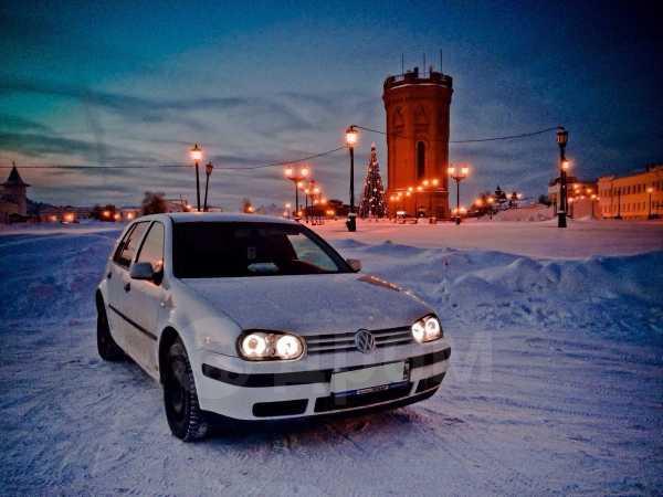 Volkswagen Golf, 2002 год, 160 000 руб.