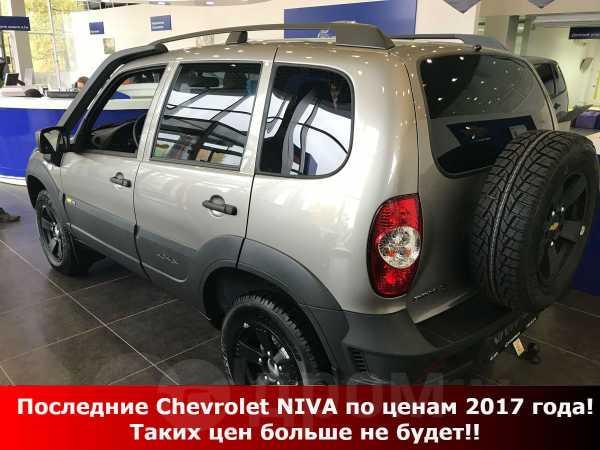 Chevrolet Niva, 2017 год, 645 000 руб.