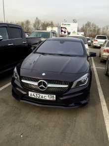 Иркутск CLA-Class 2014