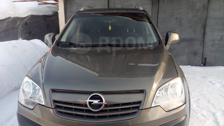 Opel Antara, 2008 год, 505 000 руб.