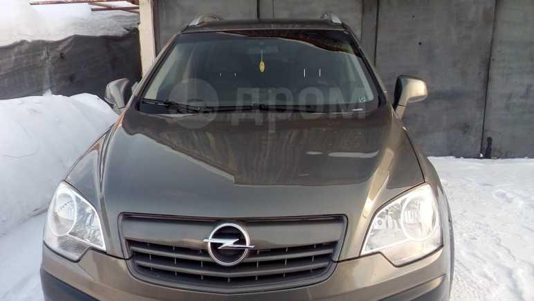 Opel Antara, 2008 год, 480 000 руб.