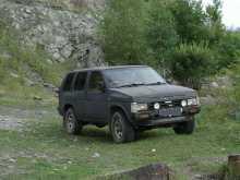 Красноярск Terrano 1991