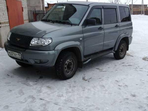 УАЗ Патриот, 2012 год, 510 000 руб.