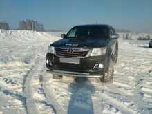 Новокузнецк Hilux Pick Up 2012