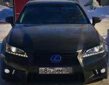 Барнаул GS250 2014