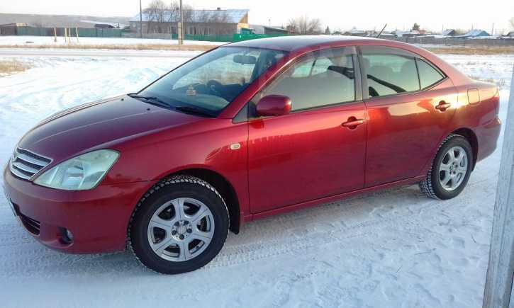 Toyota Allion, 2004 год, 480 000 руб.