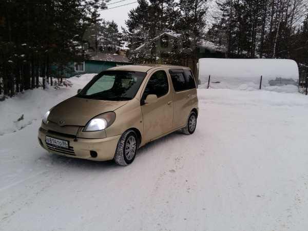 Toyota Funcargo, 2001 год, 205 000 руб.