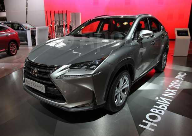 Lexus NX200, 2015 год, 2 250 000 руб.