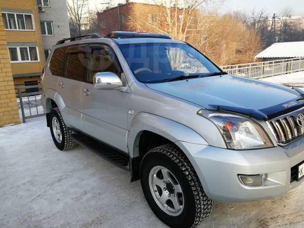 Toyota Land Cruiser Prado, 2003 год, 1 000 000 руб.
