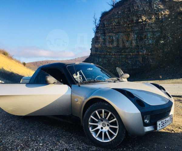 Smart Roadster, 2003 год, 450 000 руб.