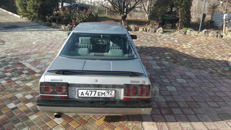 Nissan Skyline, 1984 год, 200 000 руб.