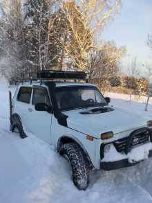 Минусинск 4x4 2121 Нива 1983