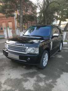 Краснодар Range Rover 2008