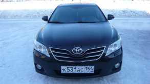 Новосибирск Toyota Camry 2011