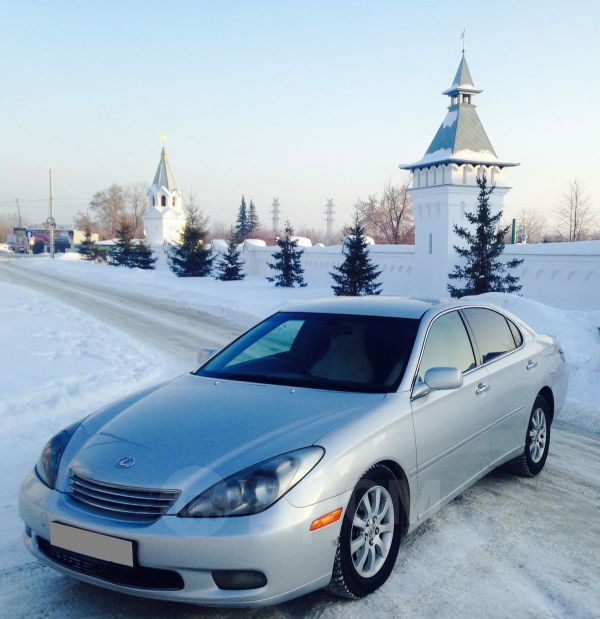 Lexus ES300, 2002 год, 455 000 руб.