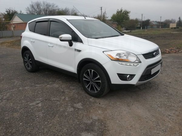 Ford Kuga, 2009 год, 660 000 руб.