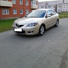 Ивдель Mazda3 2008