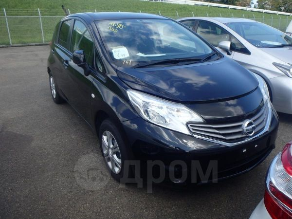 Nissan Note, 2013 год, 560 000 руб.