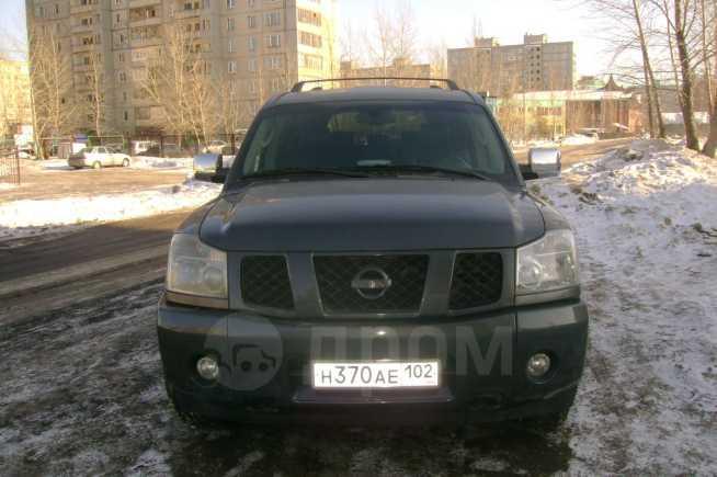 Nissan Armada, 2005 год, 900 000 руб.