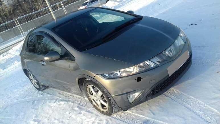 Honda Civic, 2008 год, 347 000 руб.