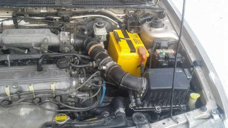 Kia Sephia, 1998 год, 70 000 руб.