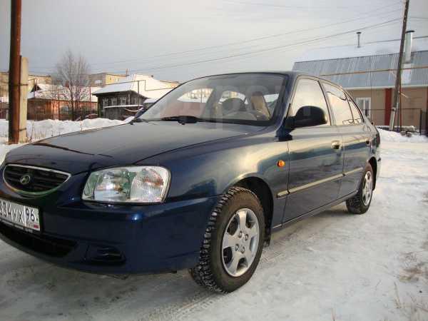 Hyundai Accent, 2011 год, 355 000 руб.