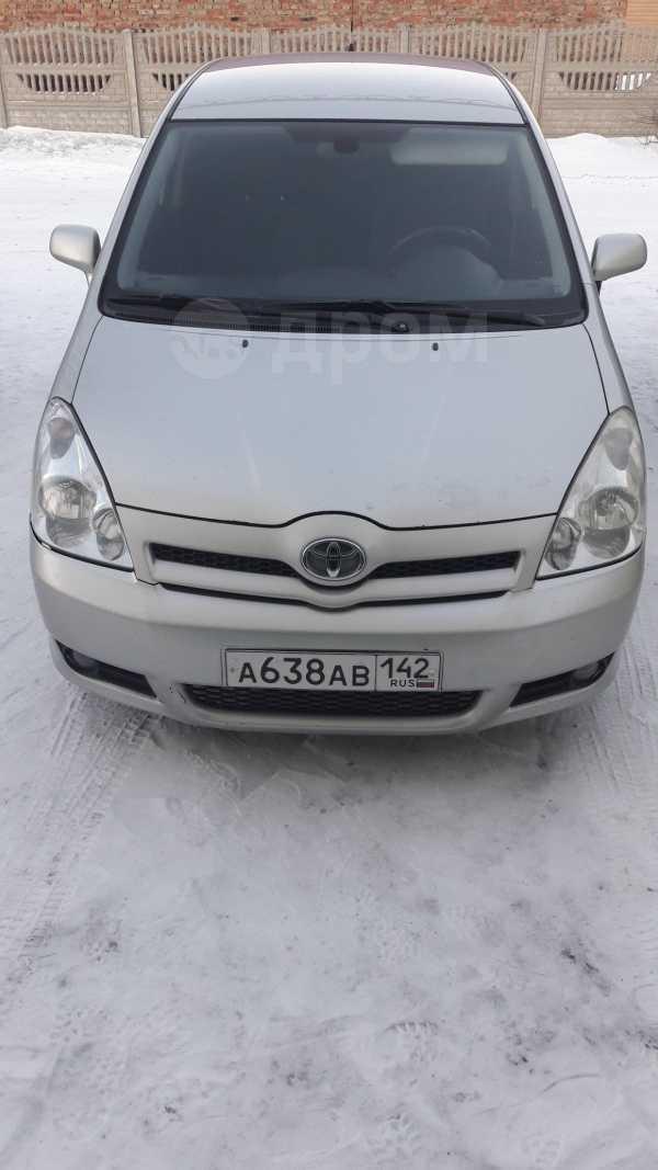 Toyota Corolla Verso, 2004 год, 280 000 руб.