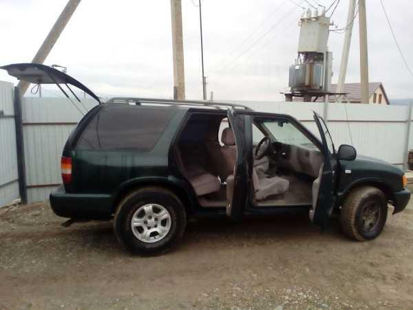 Chevrolet Blazer, 1998 год, 200 000 руб.