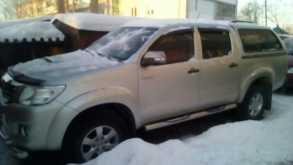 Тобольск Hilux Pick Up 2014