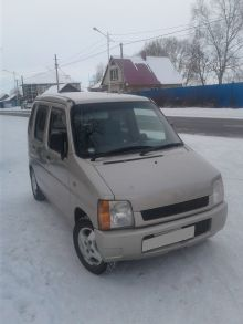 Белогорск Wagon R 1998