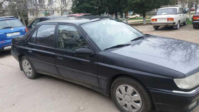 Peugeot 605, 1990 год, 115 000 руб.