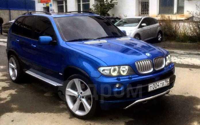 BMW X5, 2002 год, 680 000 руб.