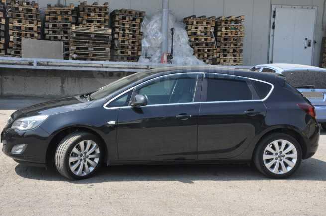 Opel Astra, 2012 год, 522 000 руб.