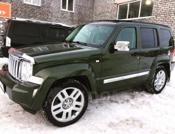 Jeep Cherokee, 2008 год, 700 000 руб.