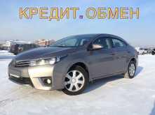 Иркутск Королла 2013