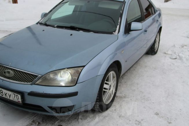 Ford Mondeo, 2004 год, 200 000 руб.