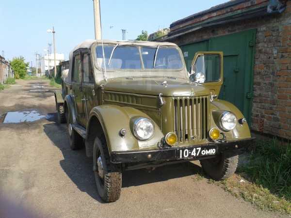 ГАЗ 69, 1958 год, 250 000 руб.
