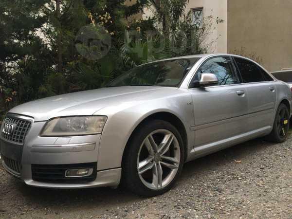 Audi S8, 2007 год, 540 000 руб.