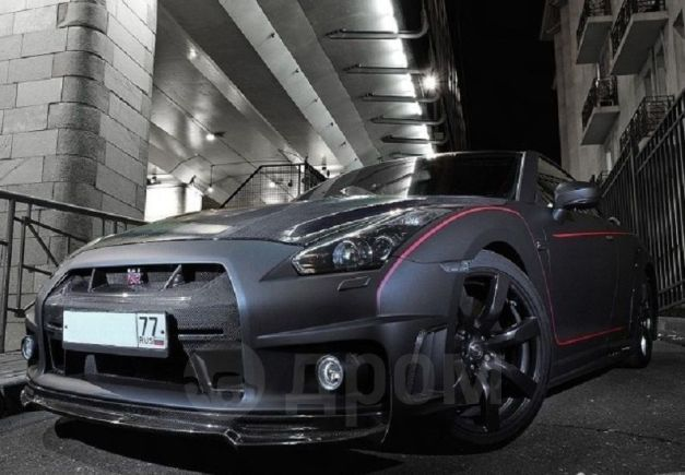 Nissan GT-R, 2013 год, 4 100 000 руб.