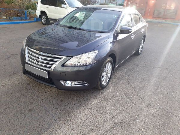 Nissan Sylphy, 2013 год, 730 000 руб.