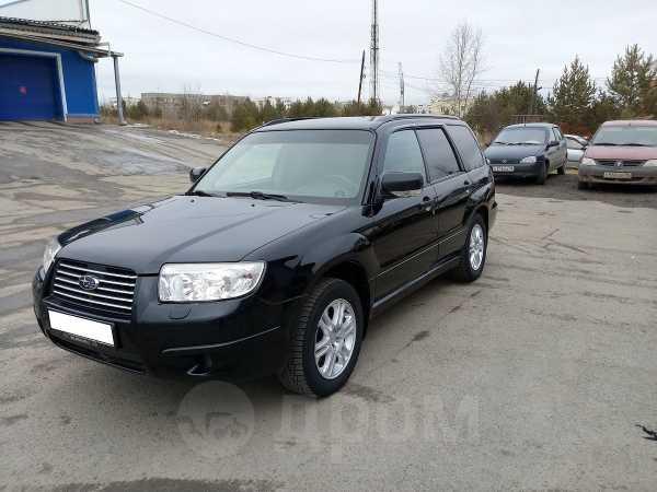 Subaru Forester, 2007 год, 519 000 руб.