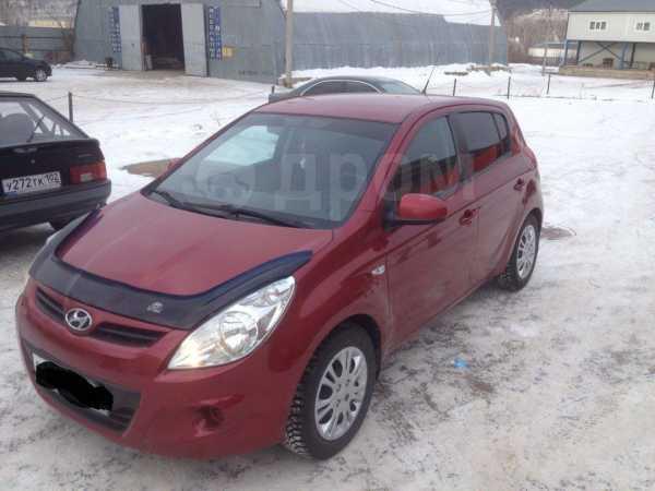 Hyundai i20, 2010 год, 450 000 руб.